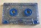 blue glitter tape